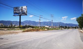 Foto de terreno comercial en renta en boulevard luis donaldo colosio , torrecillas y ramones, saltillo, coahuila de zaragoza, 5428881 No. 01