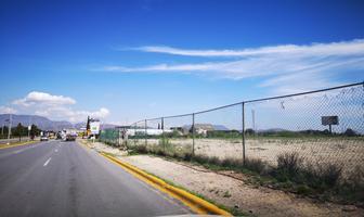 Foto de terreno comercial en renta en boulevard luis donaldo colosio , torrecillas y ramones, saltillo, coahuila de zaragoza, 6804322 No. 01