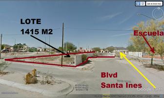Foto de terreno habitacional en venta en boulevard santa ines , hermosillo centro, hermosillo, sonora, 12397772 No. 01