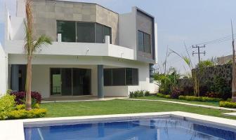 Foto de casa en venta en  , burgos bugambilias, temixco, morelos, 7066996 No. 01