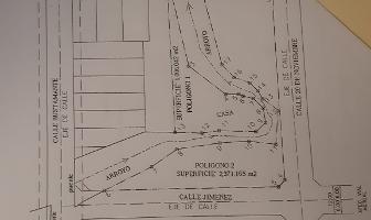 Foto de terreno habitacional en venta en bustamante y jimenez , ciudad allende, allende, nuevo león, 11629131 No. 01
