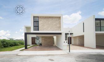 Foto de casa en venta en Conkal, Conkal, Yucatán, 5223209,  no 01