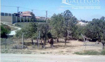 Foto de terreno comercial en venta en La Gloria, Tijuana, Baja California, 6250243,  no 01