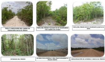 Foto de terreno habitacional en venta en Cancún Centro, Benito Juárez, Quintana Roo, 15627832,  no 01