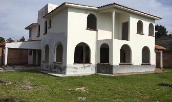 Foto de casa en venta en  , cacalomacán, toluca, méxico, 12175903 No. 01