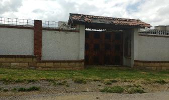 Foto de terreno habitacional en venta en  , cacalomacán, toluca, méxico, 9731900 No. 01