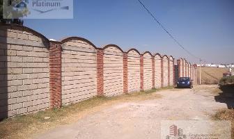 Foto de terreno habitacional en venta en  , calimaya, calimaya, méxico, 11809450 No. 01