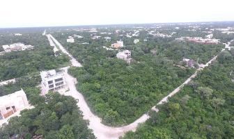 Foto de terreno habitacional en venta en calle 16 , villas tulum, tulum, quintana roo, 12400384 No. 01