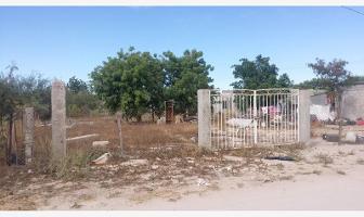 Foto de terreno habitacional en venta en calle 2 , centenario, la paz, baja california sur, 4655184 No. 01