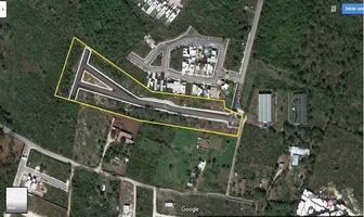 Foto de terreno habitacional en venta en calle 45 por 22 pueblo de conkal , conkal, conkal, yucatán, 6956464 No. 01
