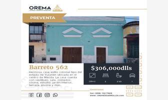 Foto de casa en venta en calle 50 entre 71 y 73 562, merida centro, mérida, yucatán, 0 No. 01
