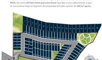 Foto de terreno habitacional en venta en calle 7 , cholul, mérida, yucatán, 0 No. 01