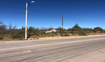 Foto de terreno habitacional en venta en calle 81 y sierra de pedernales lote 5, manzana 62, zona 01 , aeropuerto, chihuahua, chihuahua, 14678365 No. 01