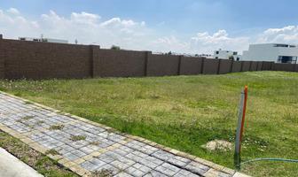 Foto de terreno habitacional en venta en calle brugg 3, lomas de angelópolis ii, san andrés cholula, puebla, 0 No. 01