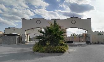 Foto de terreno habitacional en venta en calle cedros , los arrayanes, gómez palacio, durango, 10104615 No. 01