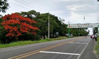 Foto de terreno habitacional en venta en calle central , puerto arista, tonalá, chiapas, 5386795 No. 01