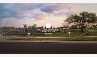 Foto de terreno habitacional en venta en calle cerrada 140, residencial el parque, el marqués, querétaro, 8563526 No. 01