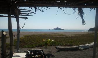 Foto de terreno habitacional en venta en calle de las gladiolas , aquarium, manzanillo, colima, 15194365 No. 01