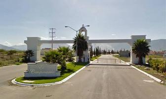 Foto de terreno habitacional en venta en calle de las imagenes, colonia el campanario, saltillo, coah. 154, el campanario, saltillo, coahuila de zaragoza, 15169350 No. 01