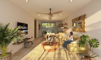 Foto de departamento en venta en calle kinich ahaw , aldea zama, tulum, quintana roo, 13829099 No. 01