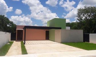 Foto de casa en venta en calle , komchen, mérida, yucatán, 6956890 No. 01