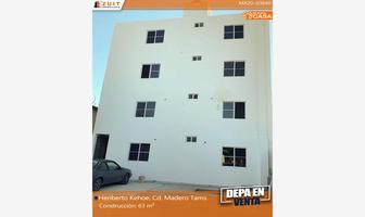 Foto de departamento en venta en calle once 726, heriberto kehoe, ciudad madero, tamaulipas, 17365762 No. 01