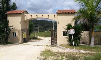 Foto de casa en venta en calle venecia s/n fraccionamiento villa florencia 0, berriozabal centro, berriozábal, chiapas, 4376805 No. 01