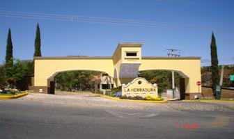 Foto de terreno habitacional en venta en callejon del olmo , hacienda la herradura, zapopan, jalisco, 0 No. 01