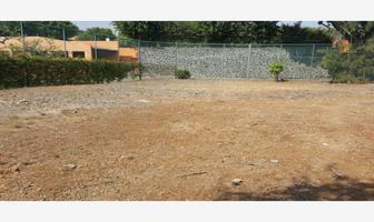 Foto de terreno habitacional en venta en calzada de los reyes ., tetela del monte, cuernavaca, morelos, 7646795 No. 01