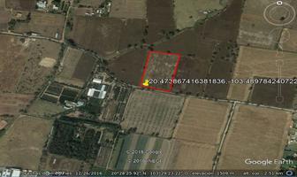 Foto de terreno habitacional en venta en camino a huertas productivas , santa cruz de las flores, tlajomulco de zúñiga, jalisco, 13806936 No. 01