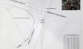 Foto de terreno comercial en venta en camino a la negreta esquina libramiento sur poniente , ampliación la negreta, corregidora, querétaro, 10354720 No. 01