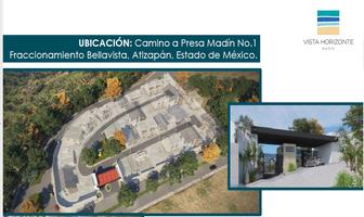 Foto de terreno habitacional en venta en camino a presa madín , lomas de bellavista, atizapán de zaragoza, méxico, 18830021 No. 01