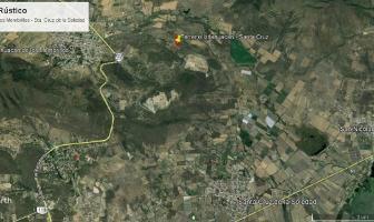 Foto de terreno habitacional en venta en camino a santa cruz de la soledad , ixtlahuacan de los membrillos, ixtlahuacán de los membrillos, jalisco, 13826321 No. 01