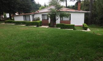 Foto de casa en venta en camino de herradura a topilejo 70, san miguel topilejo, tlalpan, df / cdmx, 0 No. 01