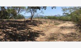 Foto de terreno habitacional en venta en camino del terreno colorado 100, el barrial, santiago, nuevo león, 12346679 No. 01