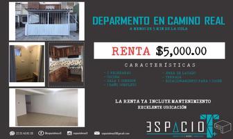 Foto de departamento en renta en  , camino real, puebla, puebla, 3764229 No. 01