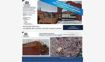Foto de casa en venta en camino real calacoaya 81, calacoaya, atizapán de zaragoza, méxico, 16910988 No. 01