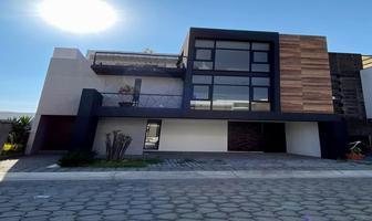 Foto de casa en venta en camino real cholula momoxpan , ex-hacienda la carcaña, san pedro cholula, puebla, 20178824 No. 01