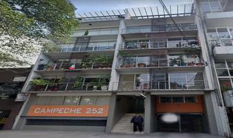 Foto de departamento en venta en campeche 252, hipódromo, cuauhtémoc, df / cdmx, 0 No. 01