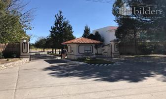 Foto de terreno habitacional en venta en campestre 100, campestre de durango, durango, durango, 17108877 No. 01