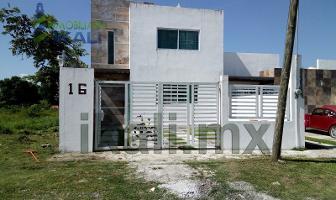 Foto de casa en venta en  , campestre alborada, tuxpan, veracruz de ignacio de la llave, 5666460 No. 01