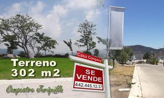 Foto de terreno habitacional en venta en campestre juriquilla , juriquilla, querétaro, querétaro, 0 No. 01