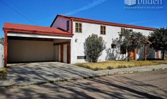 Foto de casa en venta en  , campestre martinica, durango, durango, 12120412 No. 01