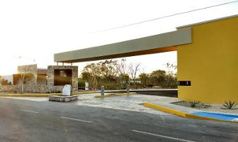 Foto de terreno habitacional en venta en campo bravo suytun 1, komchen, mérida, yucatán, 0 No. 01
