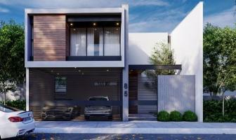 Foto de casa en venta en canario , bosque residencial, santiago, nuevo león, 12365413 No. 01