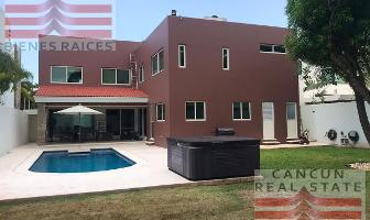 Foto de casa en renta en  , cancún (internacional de cancún), benito juárez, quintana roo, 16178814 No. 01