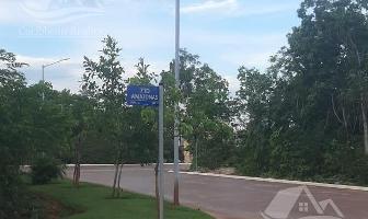 Foto de terreno habitacional en venta en  , cancún (internacional de cancún), benito juárez, quintana roo, 17804916 No. 01