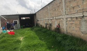Foto de terreno habitacional en venta en  , capultitlán, toluca, méxico, 12175020 No. 01