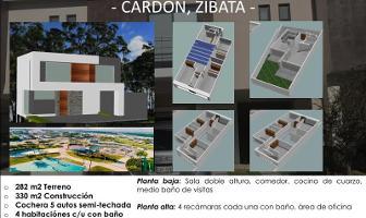 Foto de casa en venta en cardon 32, desarrollo habitacional zibata, el marqués, querétaro, 0 No. 01