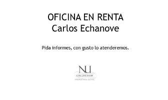 Foto de oficina en renta en carlos echánove , el yaqui, cuajimalpa de morelos, df / cdmx, 14181519 No. 01